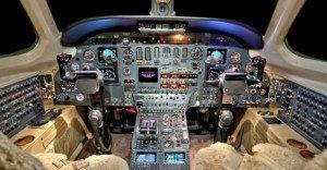 Cit VII Cockpit