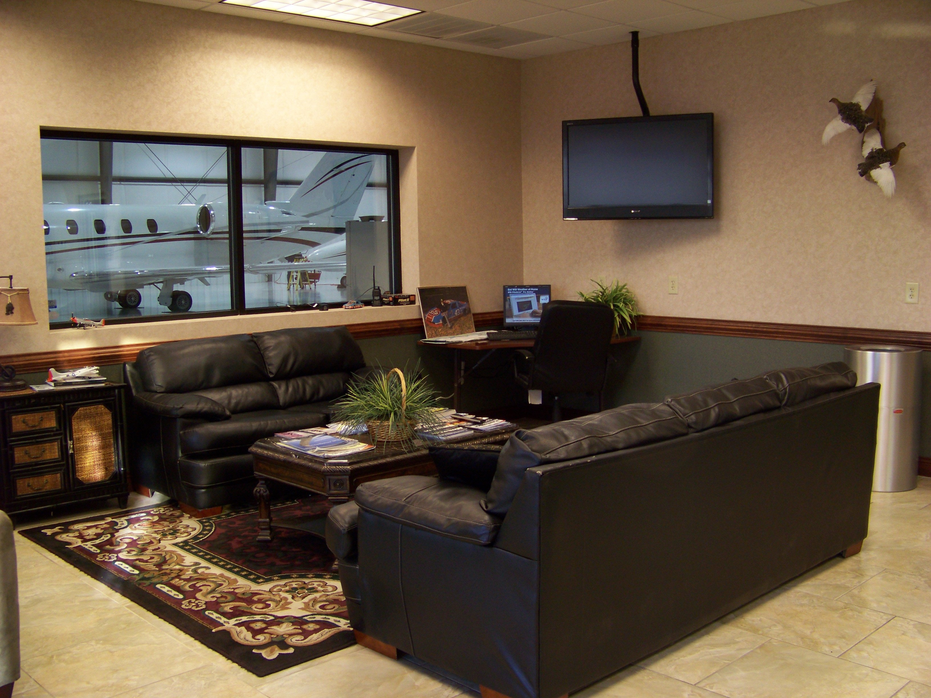 The Culture At Koury Aviation, Created By Founder And Owner, Brad Koury,  Creates A Spotless And High Attention To Detail Throughout The Company; ...