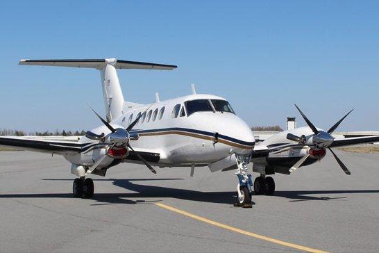 king air 2000